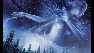 Тихо тихо сказку напевая... Чудесная песня Зимняя сказка