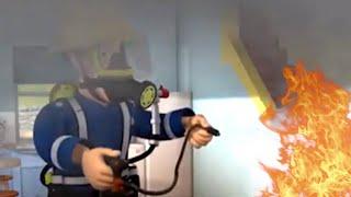 Feuerwehrmann Sam ⭐️ Die Kleidung brennt! 🔥Neue Folgen   Zeichentrick für Kinder