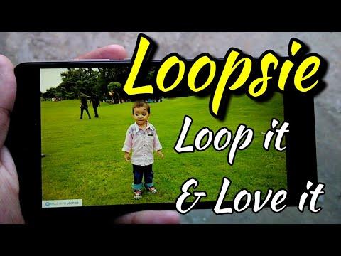Loopsie Loop it & Love it | Video Freezer & Looper | Hindi - हिंदी