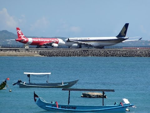 Indonesia - Bali Ngurah Rai Airport (DPS/WADD) - Spotting Day