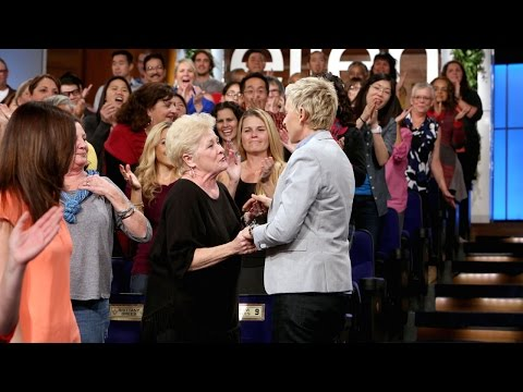 Ellen's Favorite Audience Singer Is Back!