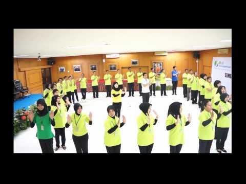 Yel Yel dari BPJS Ketenagakerjaan Cabang Medan (HD version)
