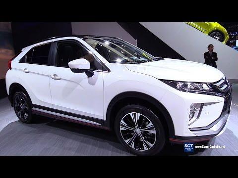 Mitsubishi  Eclipse Cross Кроссовер класса J - рекламное видео 1