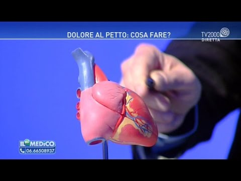 Dolore acuto al collo ambulanza