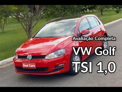 VW Golf TSI 1,0: de quantos litros você precisa? | Avaliação Completa | Best Cars
