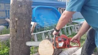 husqvarna 440 muffler mod - मुफ्त ऑनलाइन वीडियो