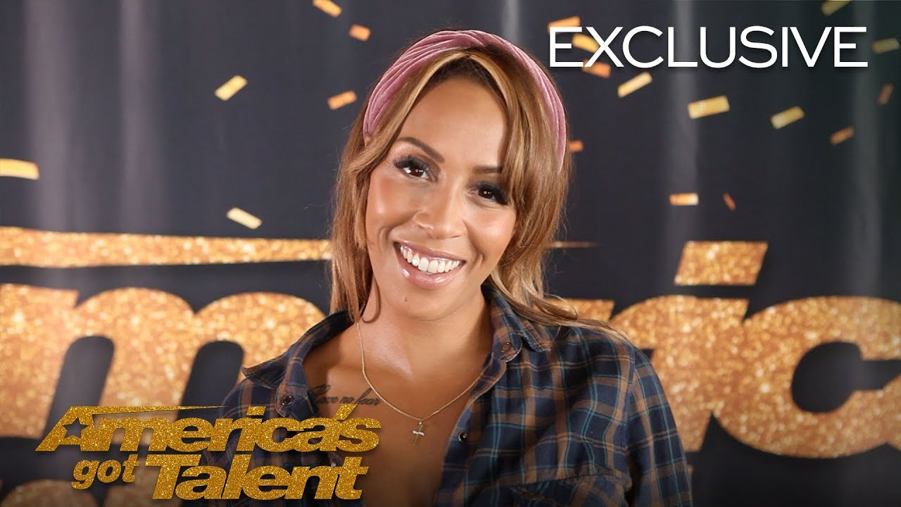Glennis Grace Opens Up About Performing On AGT - America's Got Talent 2018 thumbnail
