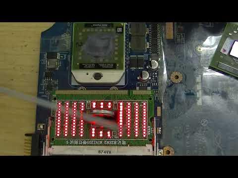 Dummy TEST DDR RAM SLOT