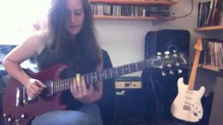 Blues Before Sunrise (Eric Clapton solo) - Gabi Suyama