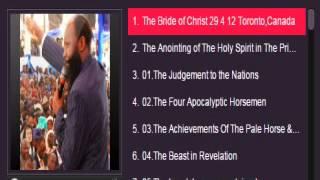 The Bride of Christ   Toronto 2012