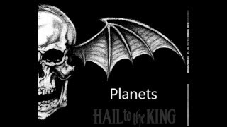 Avenged Sevenfold - Planets (Instrumental)