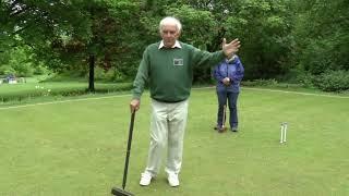 Golf Croquet Tutorial - Module 3