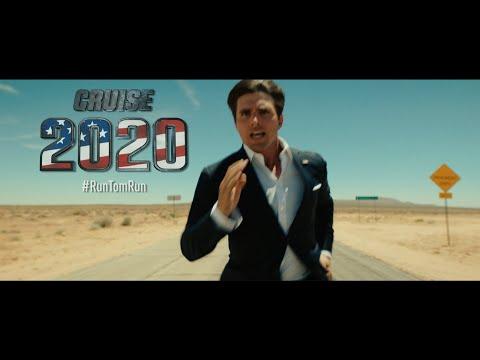 Tom Cruise kandiduje na prezidenta Spojených států