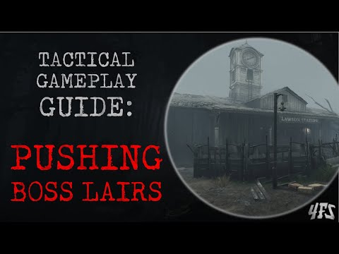 Hunt Showdown: Pushing Boss Lairs - Tactical Gameplay #4