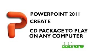 Powerpoint 2011 CD Package Tutorial