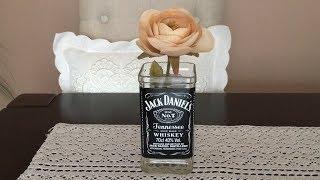 Flaschen Schneiden - Glasflaschen Selber Schneiden - DIY