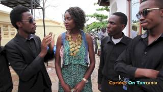 Story of Young Tz artists who use their voices to empower women.