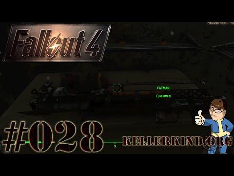 Fallout 4 [HD 60FPS] #028 - Die Kommandozentrale ★ Let's Play Fallout 4