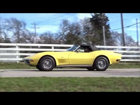 Video of 1970 Chevrolet Corvette located in Texas - PJTL