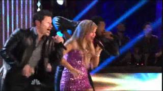 "Final Performance (2) - Pentatonix & Nick Lachey - ""Give Me Just One Night (Una Noche) by 98 Degrees"