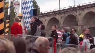 preview picture of video 'Pferdemarkt in Bietigheim - 01.09.2014'