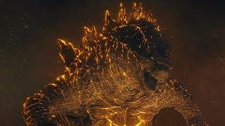 Nuclear Godzilla vs King Ghidorah | Godzilla: King of the Monsters [4k, HDR]