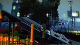 What Happens When You Mix the Swing Glitch With a Fire Truck GTA4