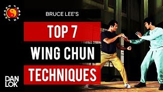 7 Effective Techniques From Wing Chun and Jeet Kune Do
