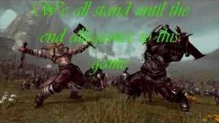 Dragonforce-Where Dragons Rule: original with lyrics