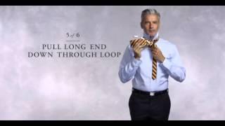 How to tie your tie