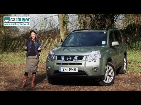 Nissan X-Trail SUV (2007-2014) review - CarBuyer