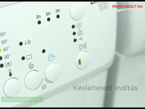 Zanussi ZWF71240W mosógép Márkabolt