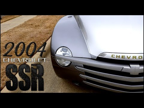 2004 Chevrolet SSR Custom Pickup