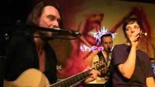 Zeraphine - Die Wirklichkeit (Live & Acoustic in Berlin - theARTer Gallery)