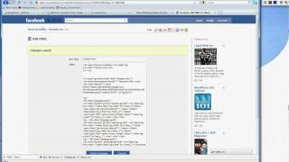 How to create a contact form or feedback form on a Facebook Page