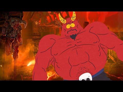 Vítejte v PEKLE-6-Doom