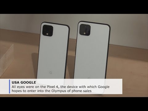 Google presents new Pixel 4 with the accent on privacy