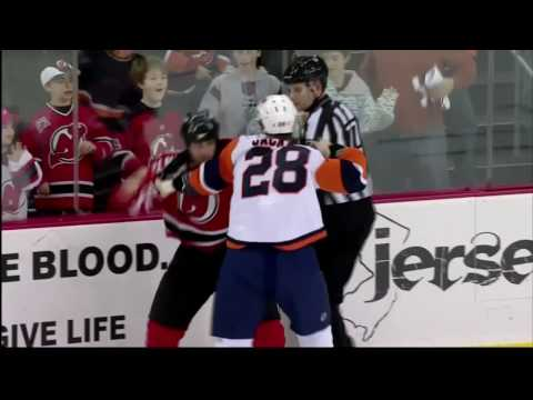 Matthew Corrente vs. Tim Jackman