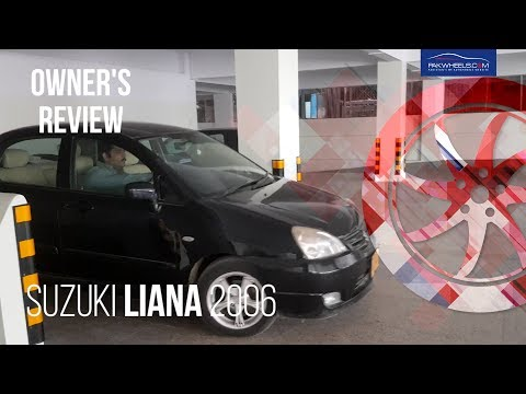 Suzuki Liana 2006 - Owner's Review