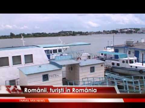 Românii, turişti în România – VIDEO