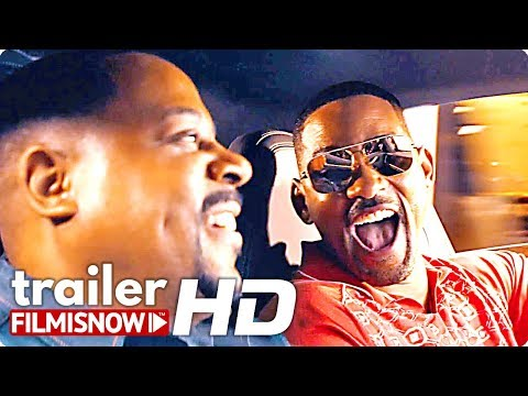Bad Boys for Life Trailer Starring Will Smith and Martin Lawrence