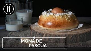 Cómo hacer MONA DE PASCUA, el dulce tradicional de Semana Santa | Directo al paladar