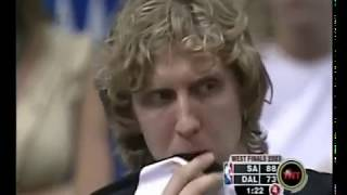 2003 NBA Wcf Game 6 San Antonio Spurs-Dallas Mavericks(only 4th Quarter)