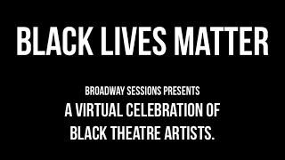 Black Lives Matter: Black Theatre Artists