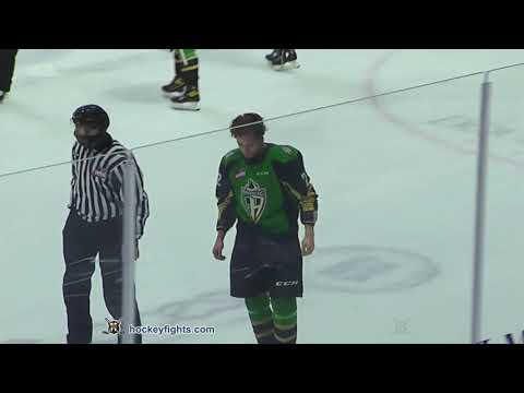 Anderson MacDonald vs. Nolan Allan