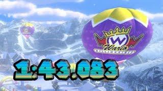 【MK8】Mount Wario - 1:43.083