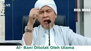 Syaikh Nuruddin Al-Banjari Al-Makki   Al Bani Ditolak Oleh Ulama