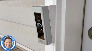 KIMILAR Angle Wedge Mount Review for Ring Video Doorbell Pro