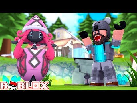 TAPU LELE!! | Pokémon Brick Bronze Randomizer [#2] | ROBLOX