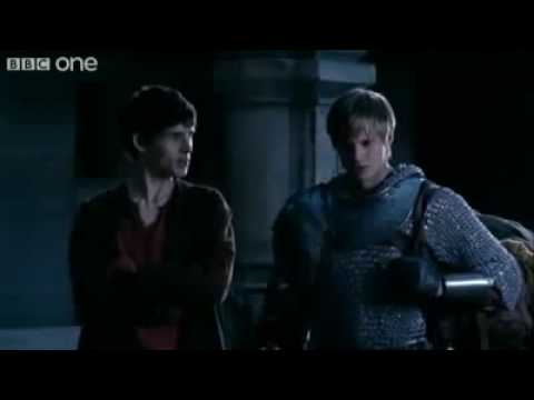 Merlin season 2 episode 4 teaser - Lancelot and Guinevere